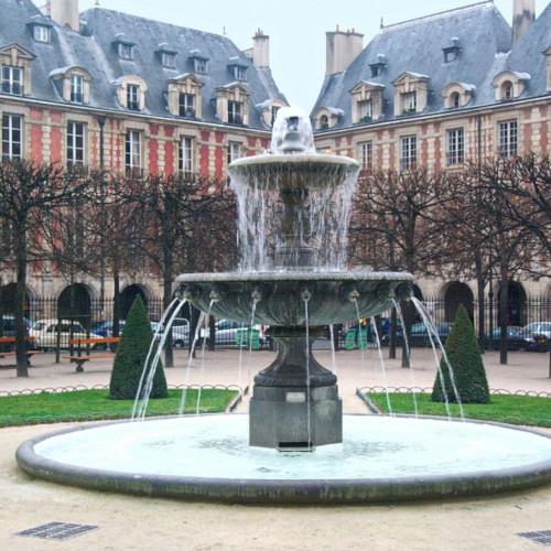 Quartifier Place des Vosges